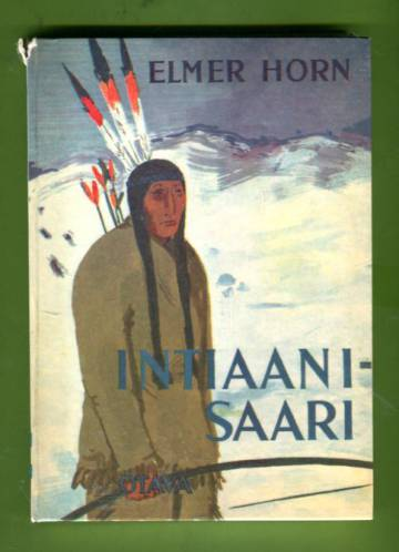Intiaanisaari - Seikkailuromaani