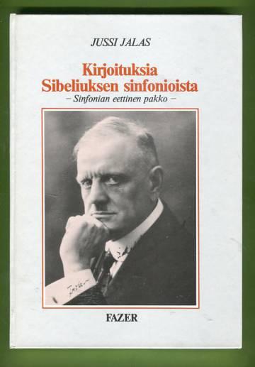 Kirjoituksia Sibeliuksen sinfonioista - Sinfonian eettinen pakko