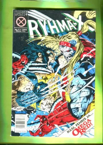 Ryhmä-X 9/93 (X-Men)