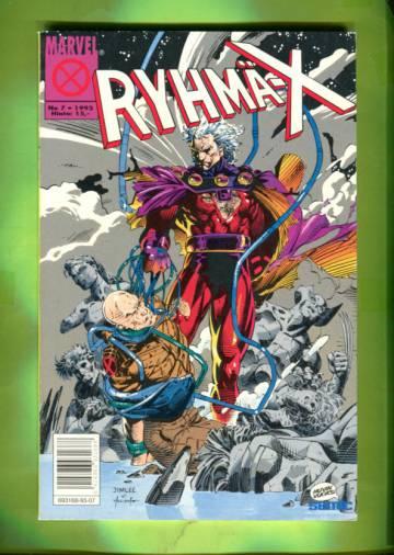 Ryhmä-X 7/93 (X-Men)