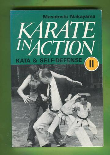 Karate in Action - Kata & Self-Defence 2: One on One 2 - Back and Side Attacks