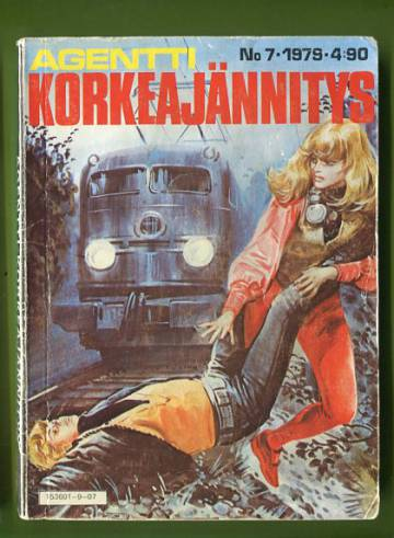 Agentti korkeajännitys 74/79
