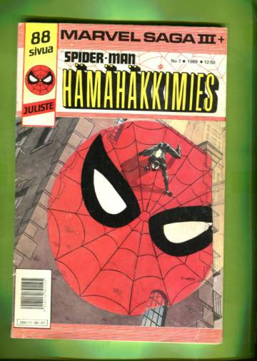 Hämähäkkimies 7/89 (Spider-Man)