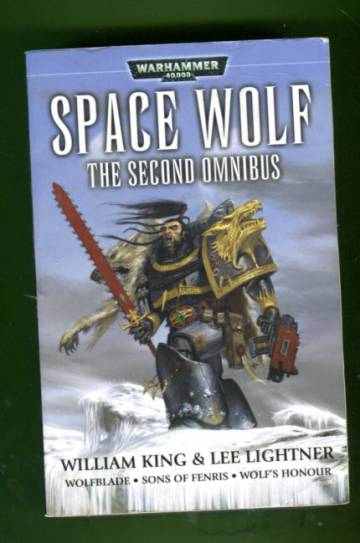 Space Wolf - The Second Omnibus