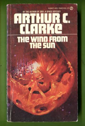 The Wind from the Sun - Stories of the Space Age