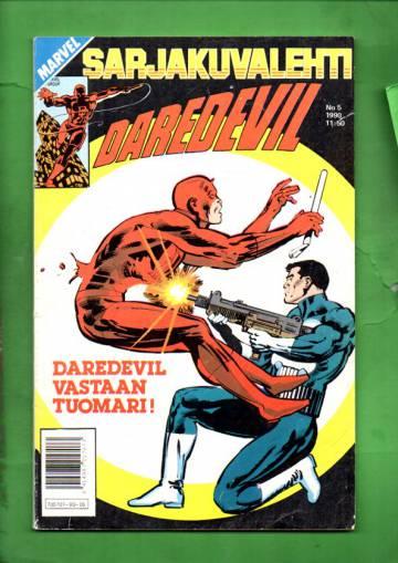 Sarjakuvalehti 5/90 - Daredevil