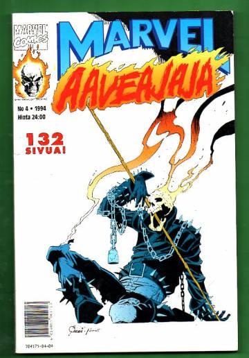 Marvel 4/94 - Aaveajaja
