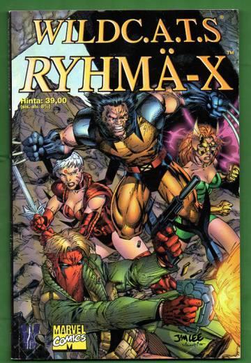 Wildc.a.t.s & Ryhmä-X (X-Men)