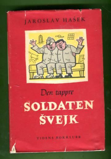Den Tappre Soldaten Švejks Äventyr