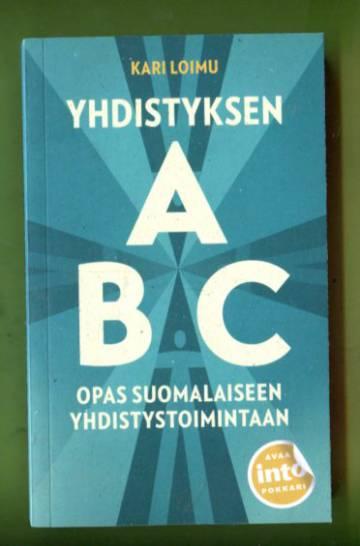 Yhdistyksen ABC - Opas suomalaiseen yhdistystoimintaan