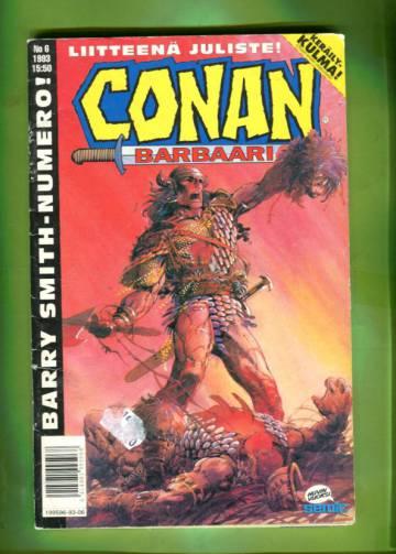 Conan 6/93 + JULISTE