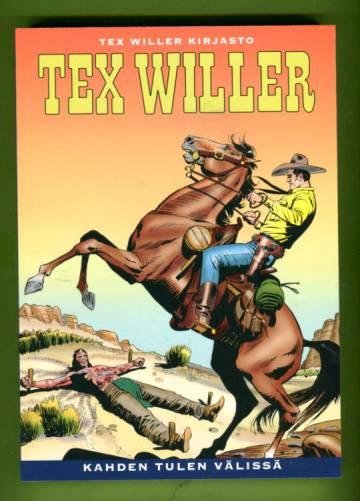 Tex Willer -kirjasto 54 - Kahden tulen välissä