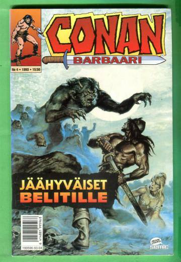 Conan 4/93