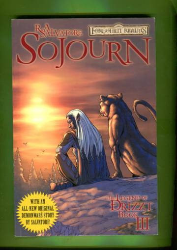 Forgotten Realms Comic: The Legend of Drizzt Volume 3 - Sojourn