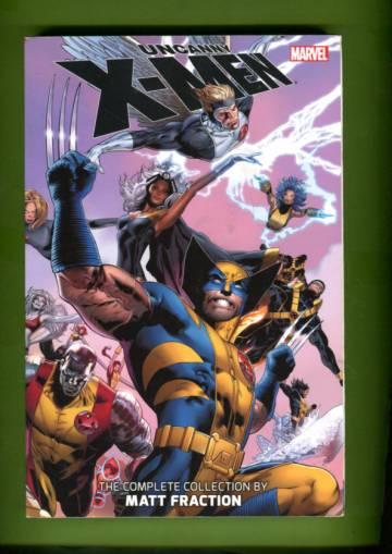 Uncanny X-Men: The Complete Collection by Matt Fraction Vol 1