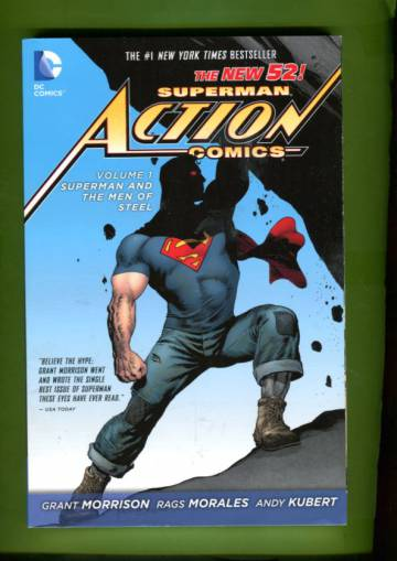 Superman - Action Comics Vol. 1: Superman and the Men of Steel