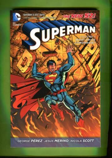 Superman Vol. 1 - What Price Tomorrow?