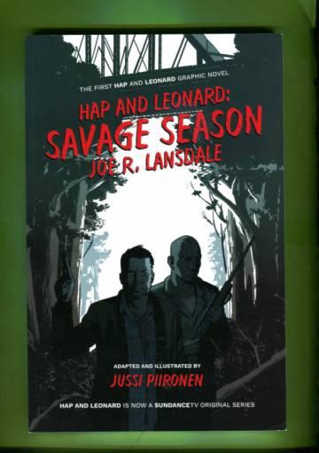 Hap and Leonard: Savage Season Aug 17
