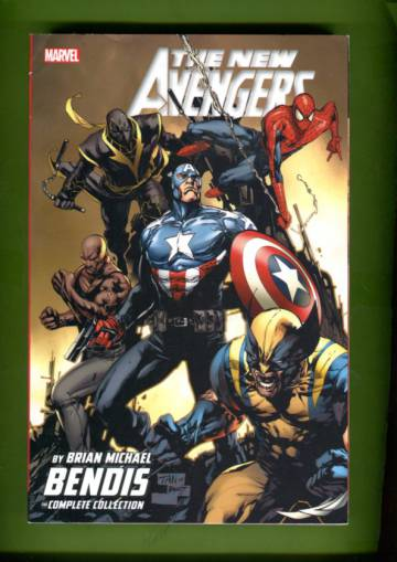 The New Avengers: Complete Collection Vol 4