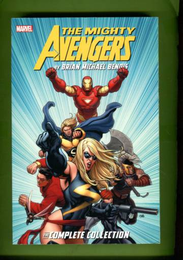 Mighty Avengers by Brian Michael Bendis: The Complete Collection