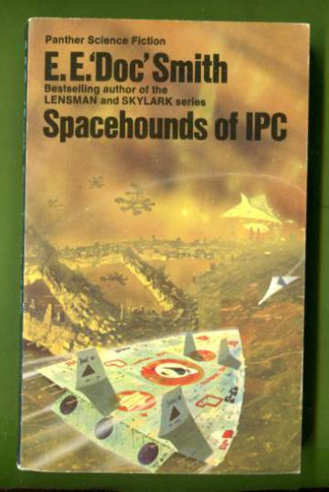 Spacehounds of IPC - A Tale of the Inter-Planetary Corporation