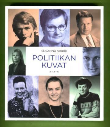 Politiikan kuvat - Kansanedustajaehdokkaiden vaalikuvien tulkintaa