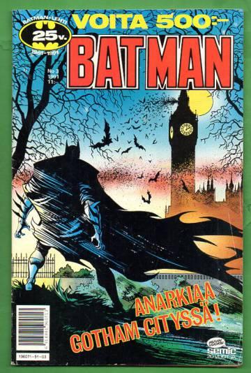 Batman 3/91