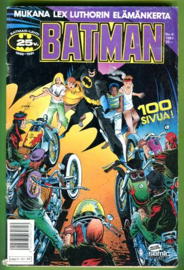 Batman 4/91