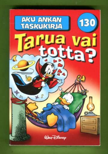 Aku Ankan taskukirja 130 - Tarua vai totta?