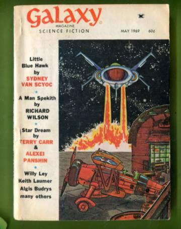 Galaxy Magazine May 69