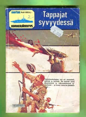 Merten korkeajännitys 8/83 - Tappajat syvyydessä