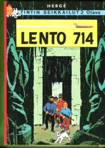 Tintin seikkailut 2 - Lento 714