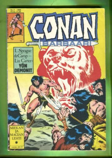 Conan 2/88