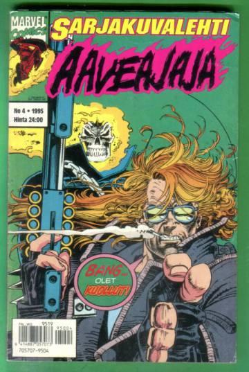 Sarjakuvalehti 4/95 - Aaveajaja