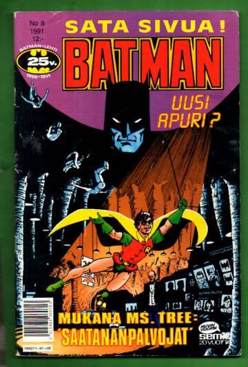 Batman 8/91