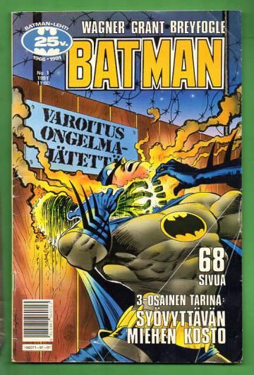 Batman 1/91