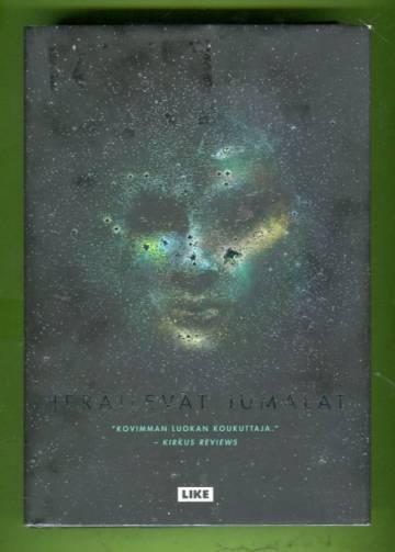 Heräilevät jumalat - Themis-kansioiden toinen kirja