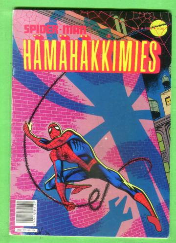 Hämähäkkimies 4/89 (Spider-Man)