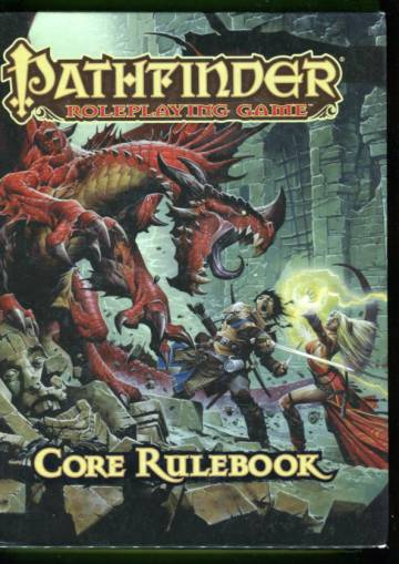 Pathfinder: Roleplaying Game - Core Rulebook