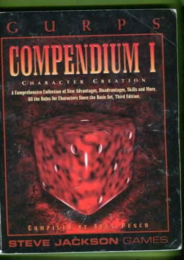 Gurps Compendium 1 - Character Creation