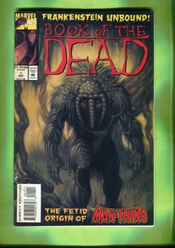 Book of the Dead Vol 1 #1 Dec 93