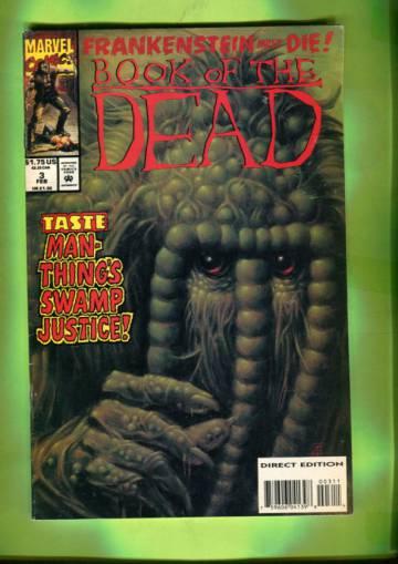 Book of the Dead Vol 1 #3 Feb 94