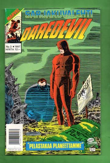 Sarjakuvalehti 3/91 - Daredevil