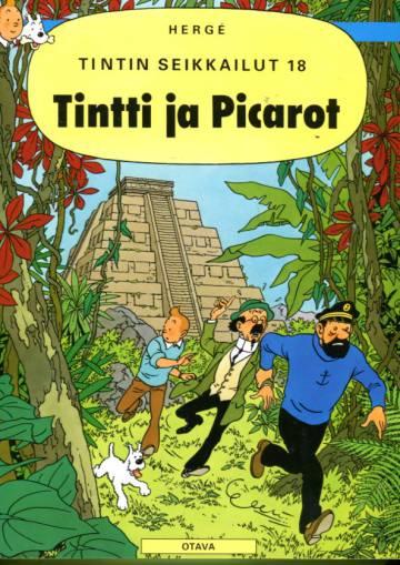 Tintin seikkailut 18 - Tintti ja Picarot
