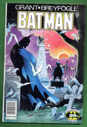 Batman 2/91
