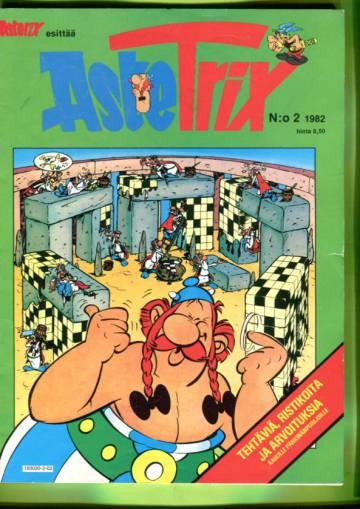 Asterix esittää AsteTrix 2/82