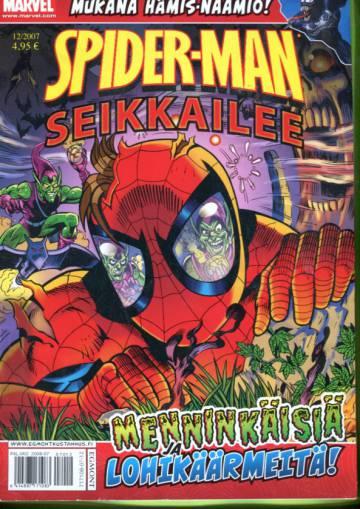 Spider-Man seikkailee 12/07