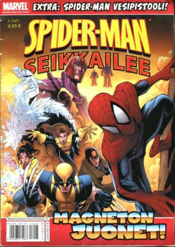 Spider-Man seikkailee 8/07