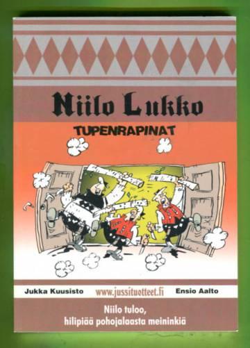 Niilo Lukko -Tupenrapinat