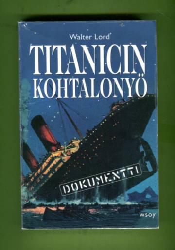 Titanicin kohtalonyö